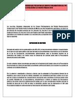 INICIATIVA CON PUNTO DE ACUERDO RELATIVO A LOS RESULTADOS DE LA CUENTA PÚBLICA 2013 PRESENTADA POR LOS GRUPOS PARLAMENTARIO DEL PRI y VERDE