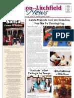Hudson~Litchfield News 12-04-2009