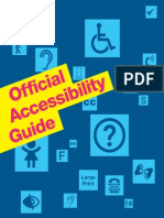 Accessibility Guide
