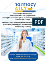 Pharmacy Daily for Fri 26 Sep 2014 - PBS spend down, World pharmacist day, Cancer studies top $1b, Events Calendar, and much more