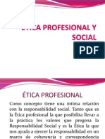 2.Etica Profesional y Social