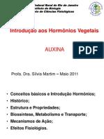 Auxina e Citocinina 2011