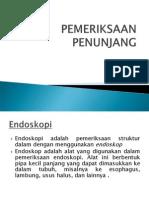 Pemeriksaan Penunjang Gastritis