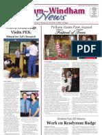 Pelham~Windham News 12-04-2009