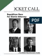 2000 FebMar Docket Call