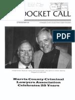 1996 OctNov Docket Call
