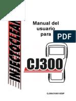 Manual CJ 300