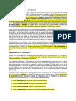 CONCIENCIA - PSICOPATOLOGÍA- lectura