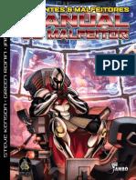 Mutantes e Malfeitores - Manual do Malfeitor - Taverna do Elfo e do Arcanios.pdf