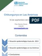 Chik America 2014