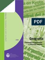 Benegas Geografía Problemáticas Ambientales a Diferentes Escalas