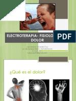 1era Clase Fisiologia Del Dolor.