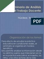 nucleos tematicos(1)