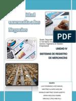 Unidad 4 Sistemas de registro de mercancias