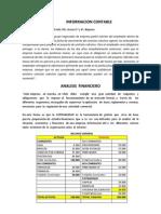 Carlos Riffo - Análisis financiero de la empresa