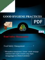 Good Hygienic Practice