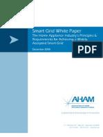 Smart Grid White Paper