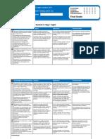 assessment design criteria independent reading task