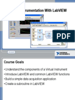 LabVIEW Introduction ThreeHour