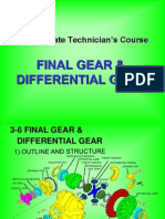 V2-3-6 Final Gear and Differential Gear