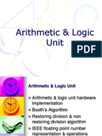 Arithmetic & Logic Unit