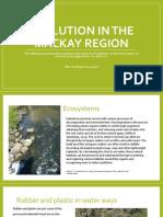 pollution in the mackay region