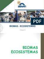 Clase 3 Biomas-ecosistema