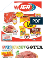 Northbridge SUPA IGA Catalogue