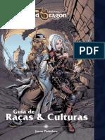 Guia de Racas e Culturas
