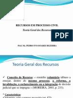 Teoria Geral Dos Recursos Pedro Ivo