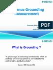 Hioki - Grounding Measurement