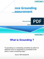 Hioki - Grounding Measurement
