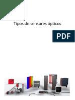1.1.1 Tipos de Sensores Ópticos
