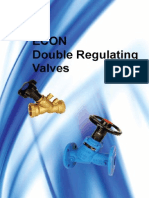 Econ Double Regulating Valves