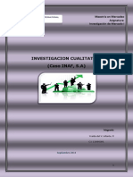 Investigacion de Mercado Caso Practico