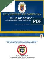 Club de Revista Politica Publica