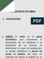 Presupuesto 09.09.2014 II