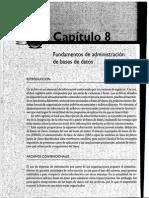 Resumen Administracion de Base de Datos