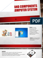 t minh - types and components of computer system