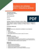 """Pagina Web - Diplomado - """"Violencia de Género, Feminicidio y Violencia Sexual"""" - 2015"""
