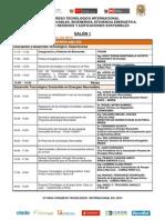 Conferencias Magistrales Salon 1