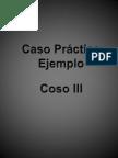 Caso Práctico Coso III