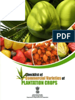 Checklist of PlancationCrops 25-02-2013