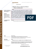 Emerging Dreadful Ulcer Disease in Threatened Murrel, Channa aurantimaculata