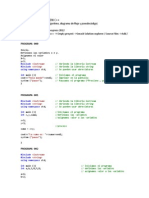 EJERCICIOS BASICOS EN C++