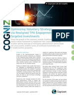 Optimizing Voluntary Strategy via Realigned TPA Engagement and Targeted Investments