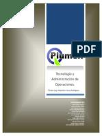 PROYECTO FINAL REPORTE Simulacion de Proceso Push & Pull Equipo 1 y 3