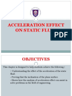 4 Effect of Acceleration on Static Fluid(1)