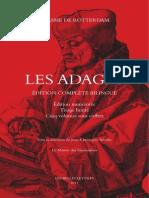 Adages Book