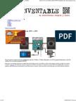 Amplificador ultracompacto de 15W + 15W « Inventable